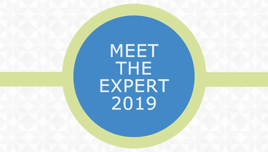 Meet the expert 2019