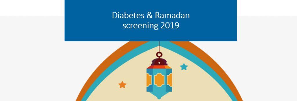 AMAN diabetes & ramadan campagne 2019